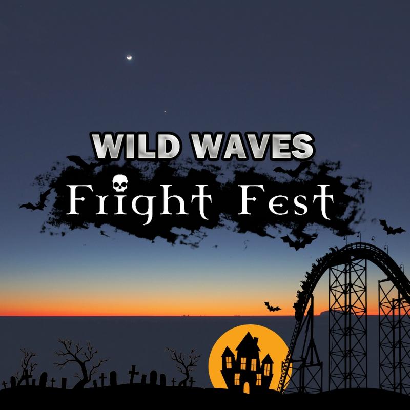 Wild waves fright fest