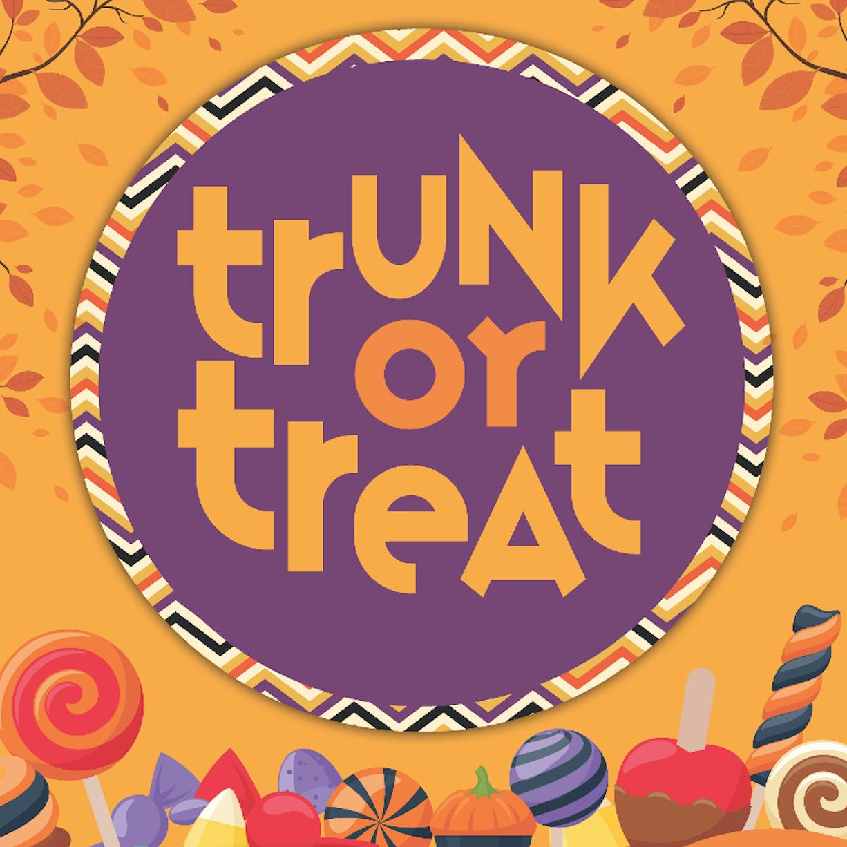 Trunk or treat sq