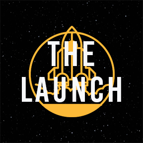 The launch button