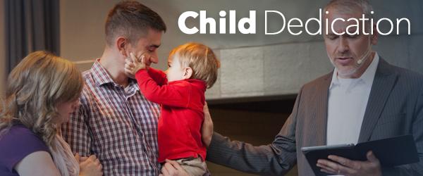 Child dedication   portico now