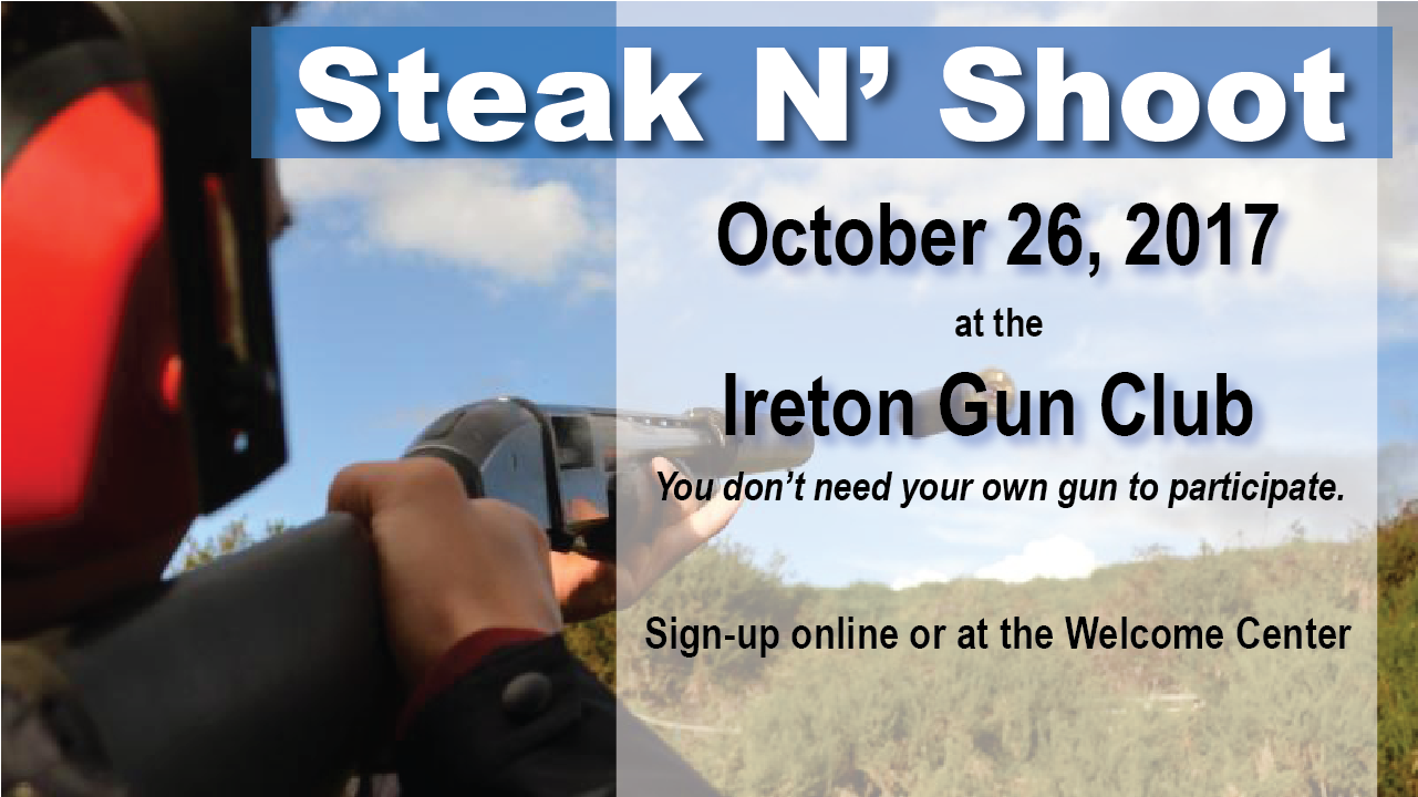 Steak n shoot