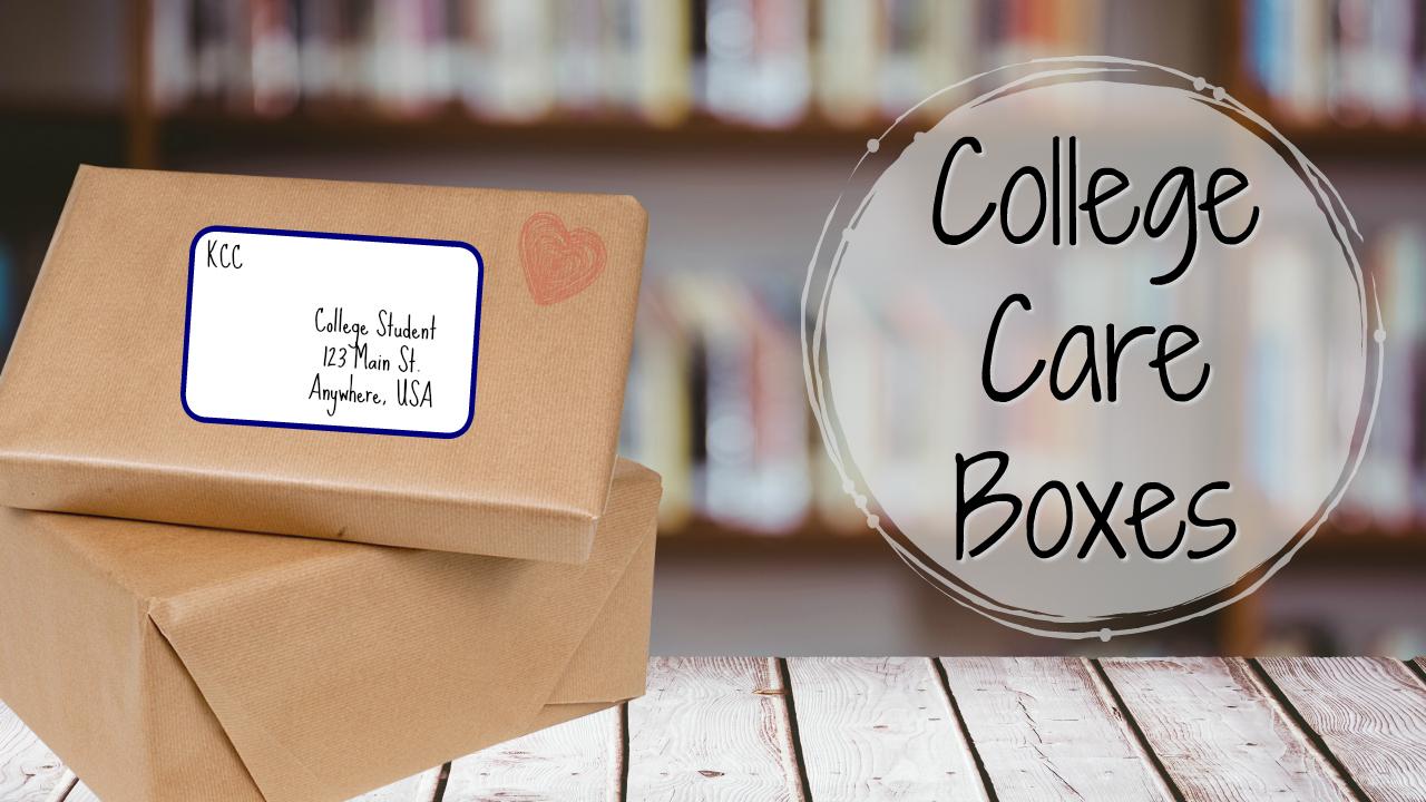 College care boxes