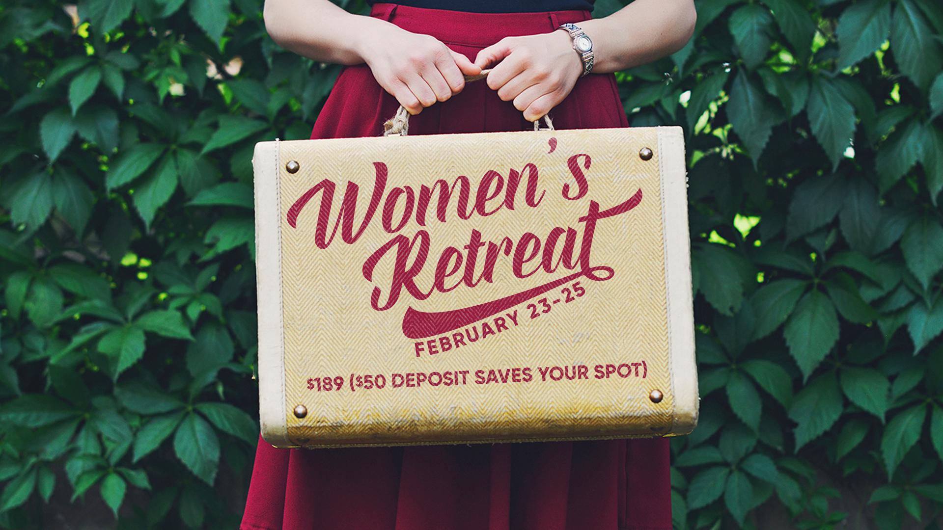 Women s retreat slide 2018