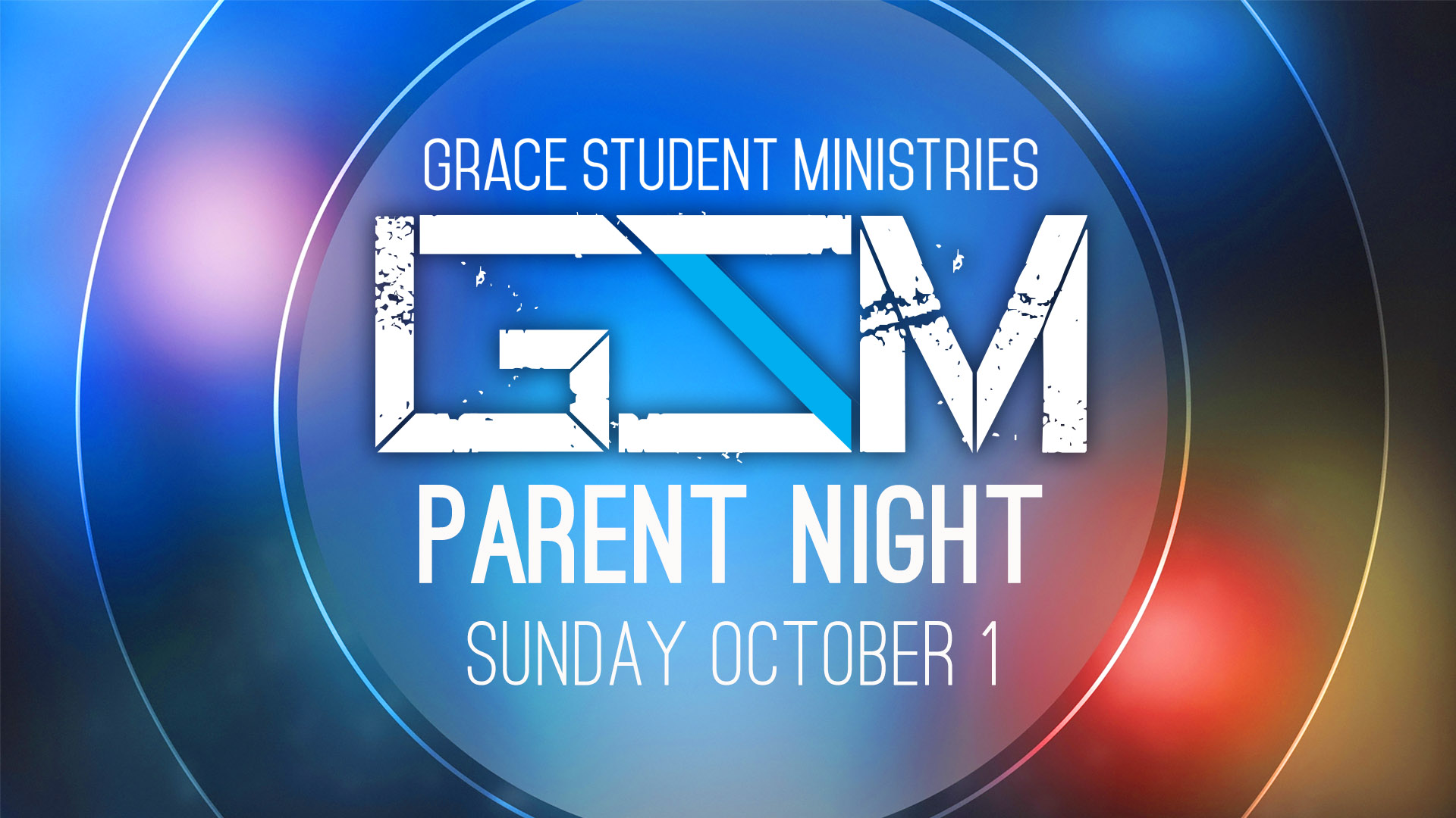 Gsm parent night