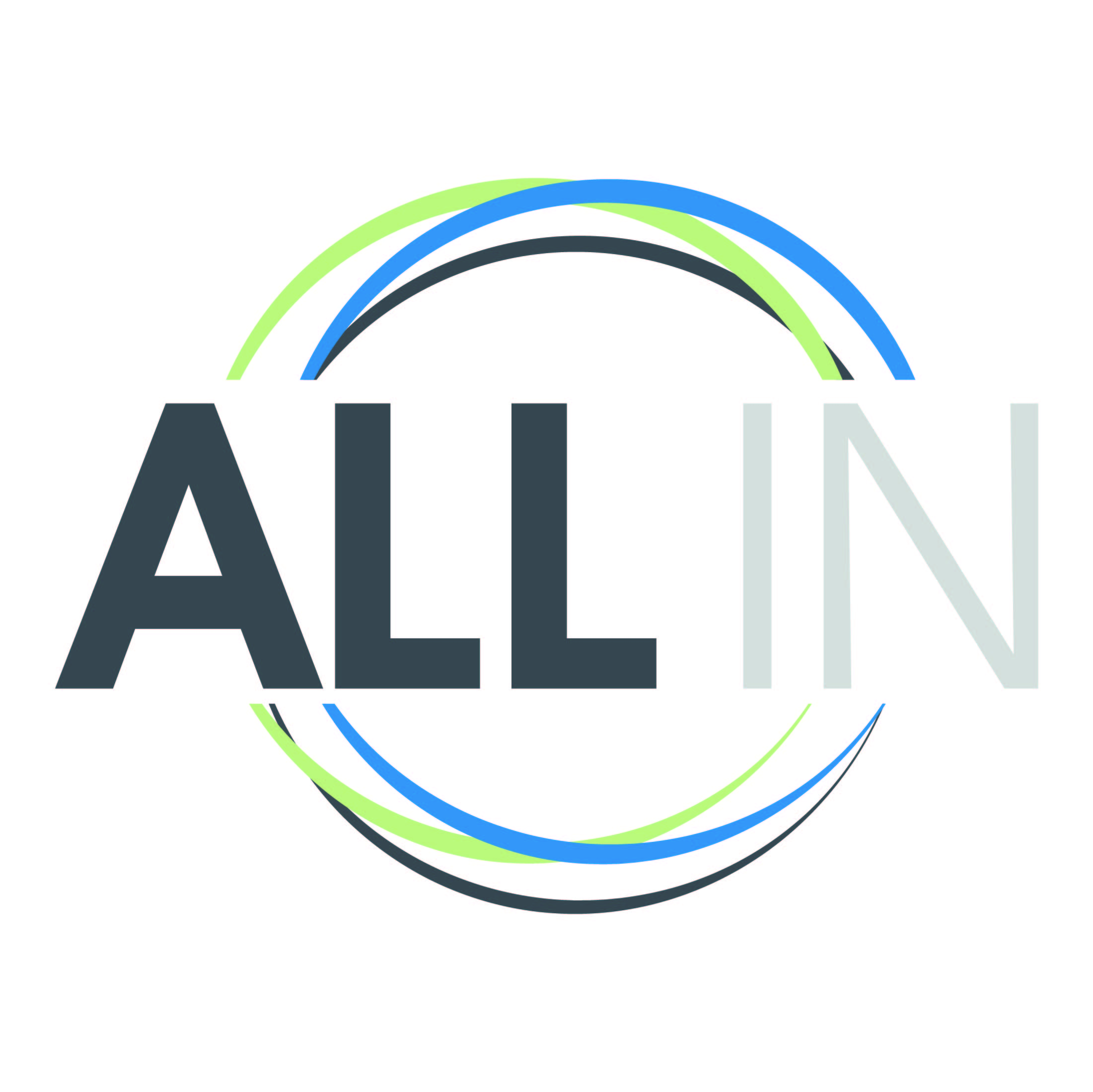 All in logo color
