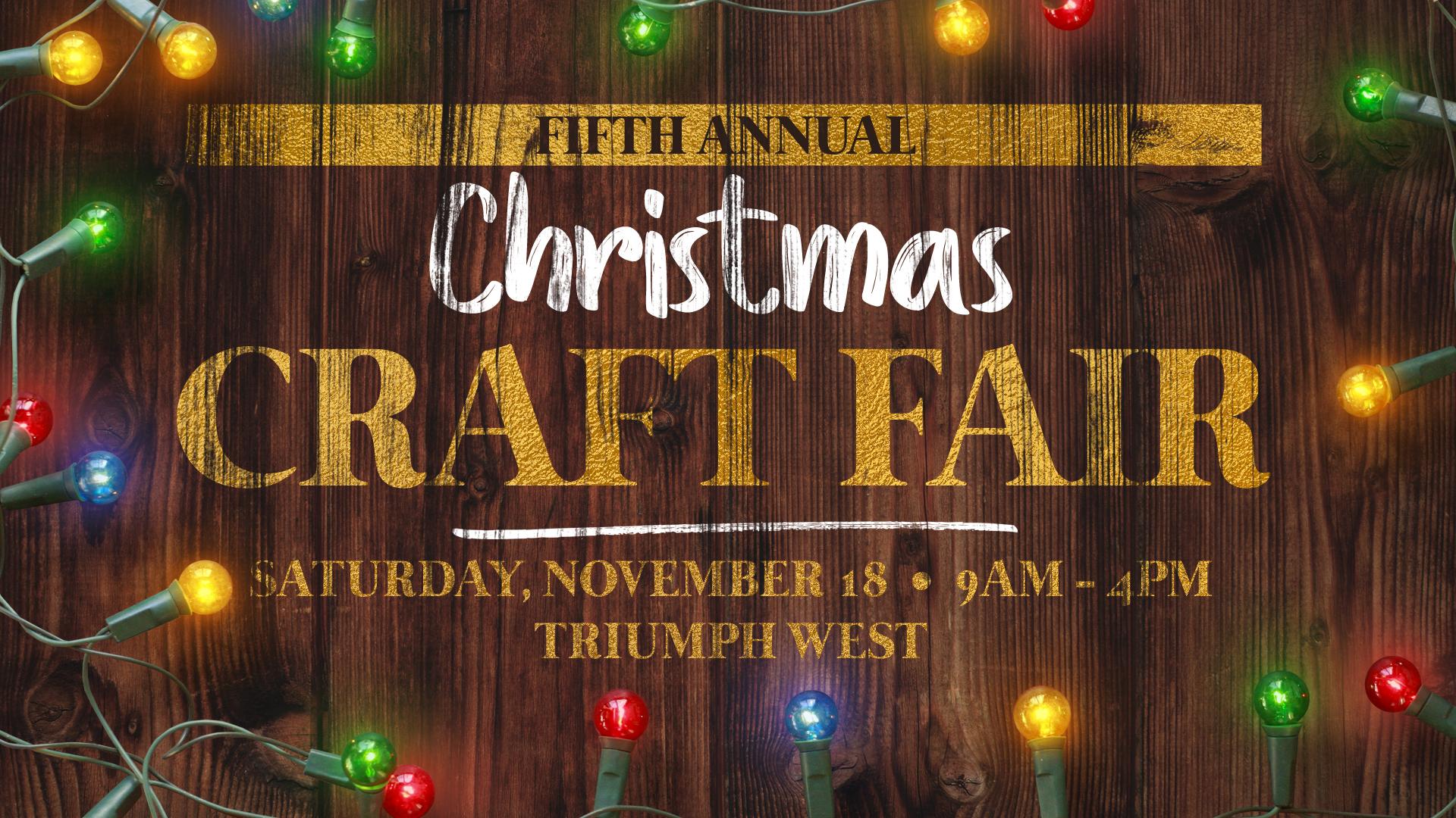 Christmascraftfair2017