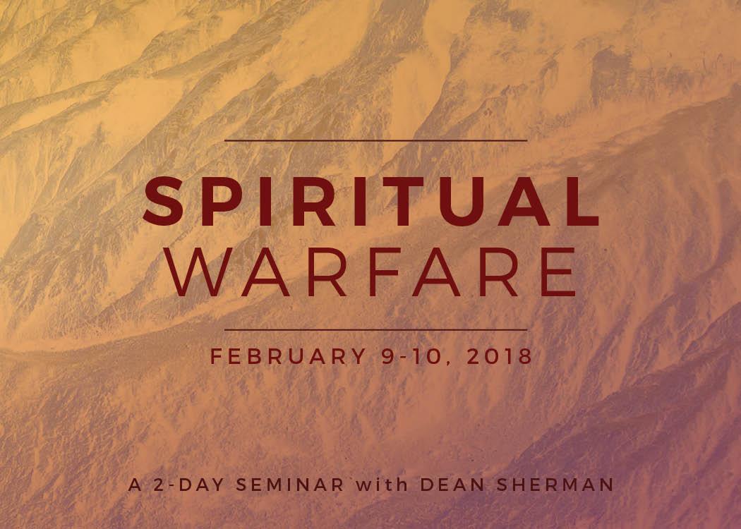 Spiritual warfare front