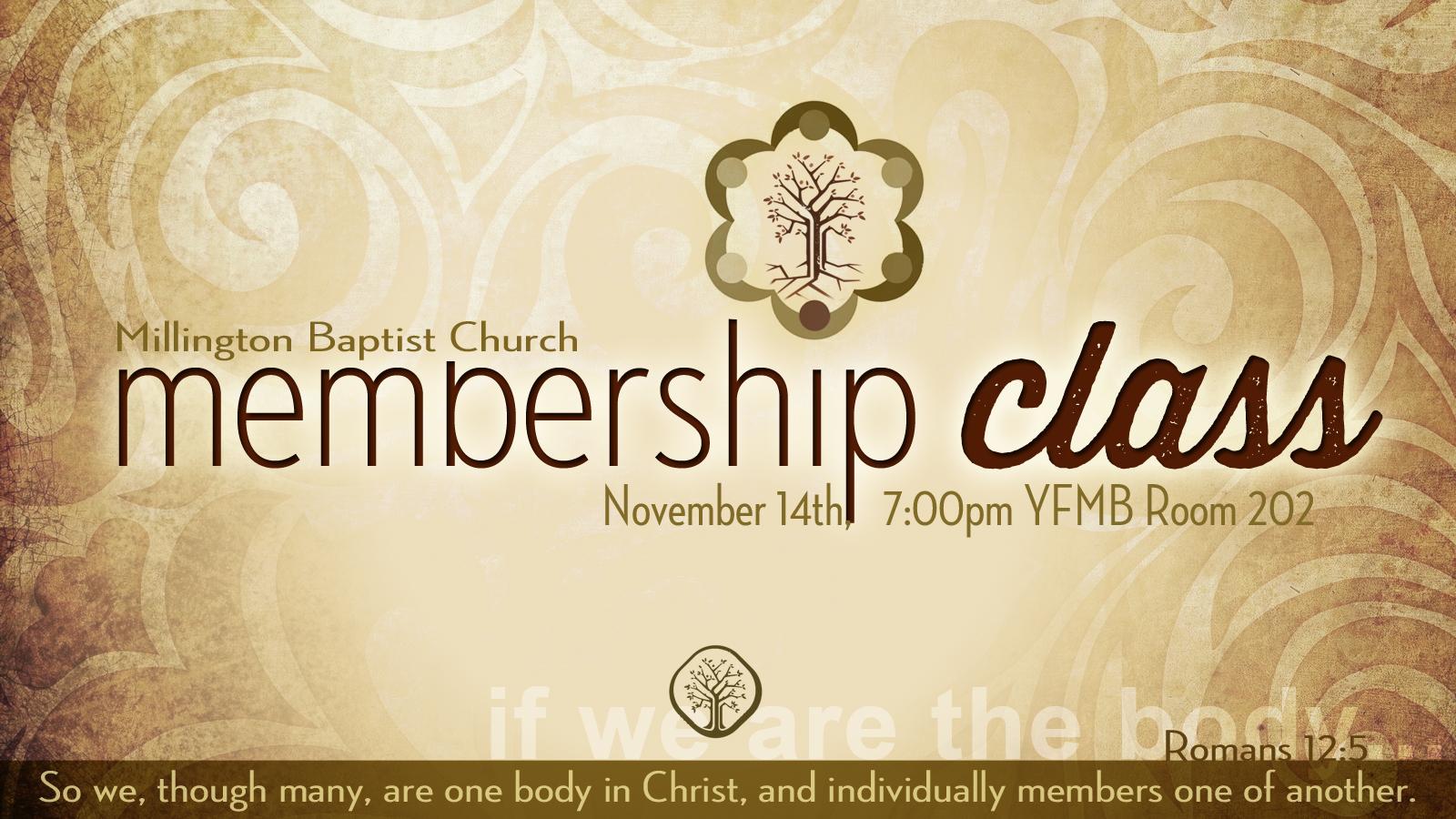 Membership class 16.9hd 2017 nov 14