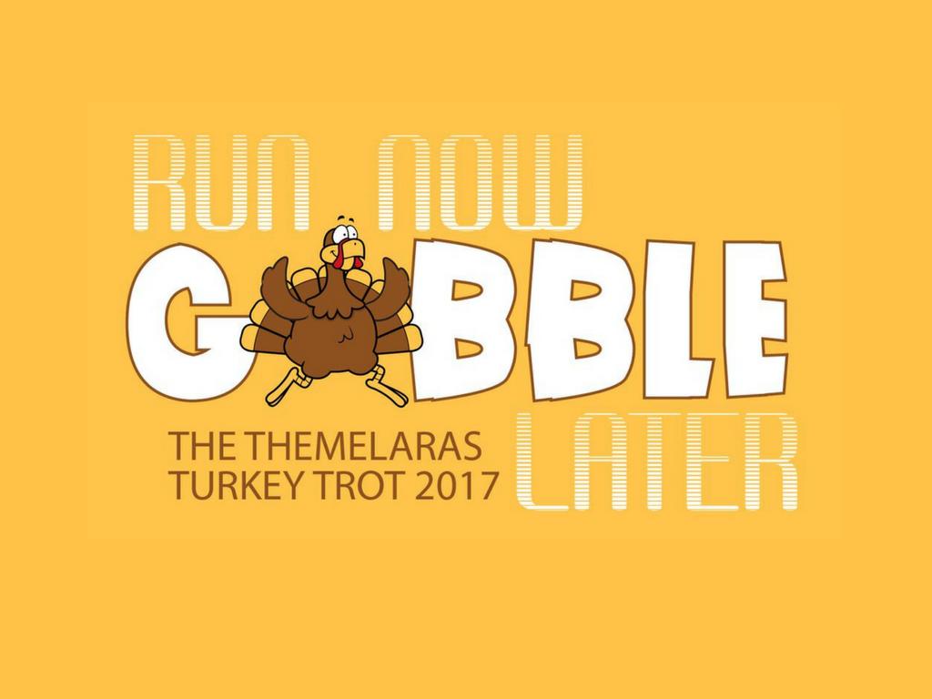 Turkey trot reg