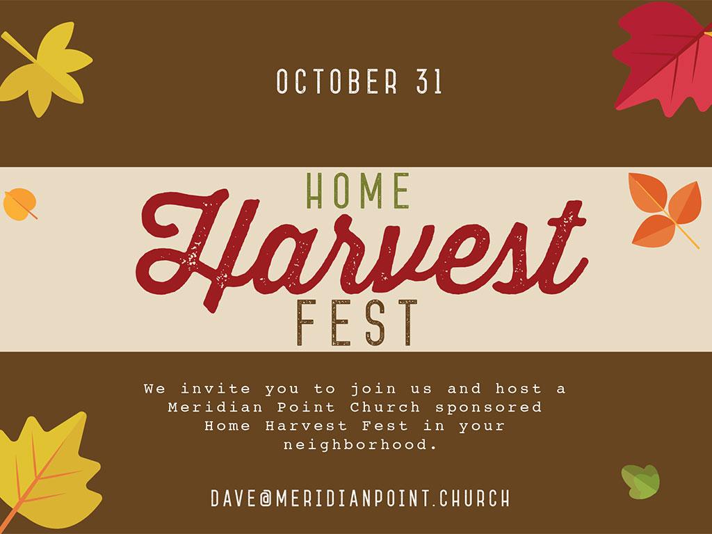 Harvest fest 2017 reg