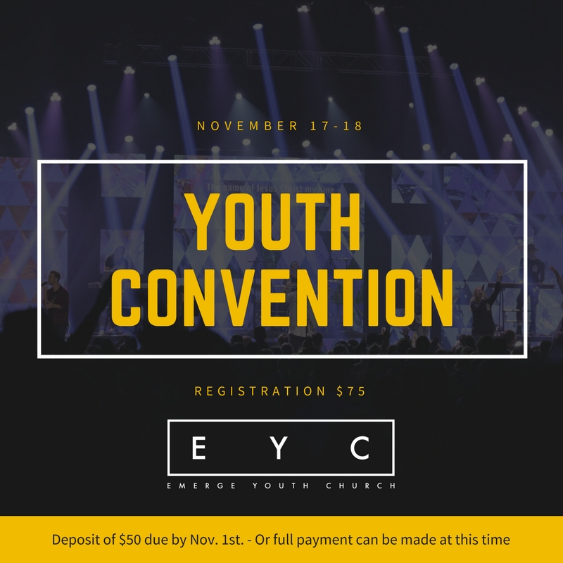 Youth convention