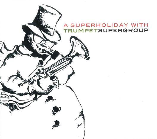 Trumpet supergroup album cover