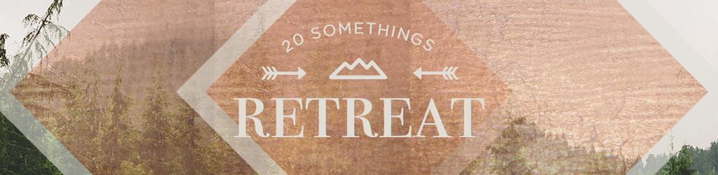 20somethings retreat registration