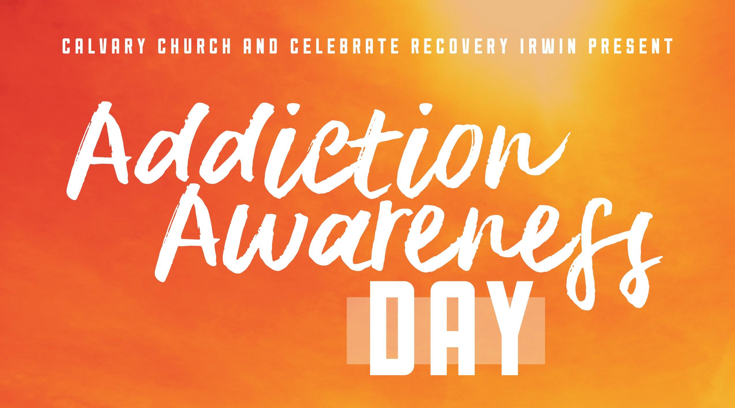 Addiction awareness 1