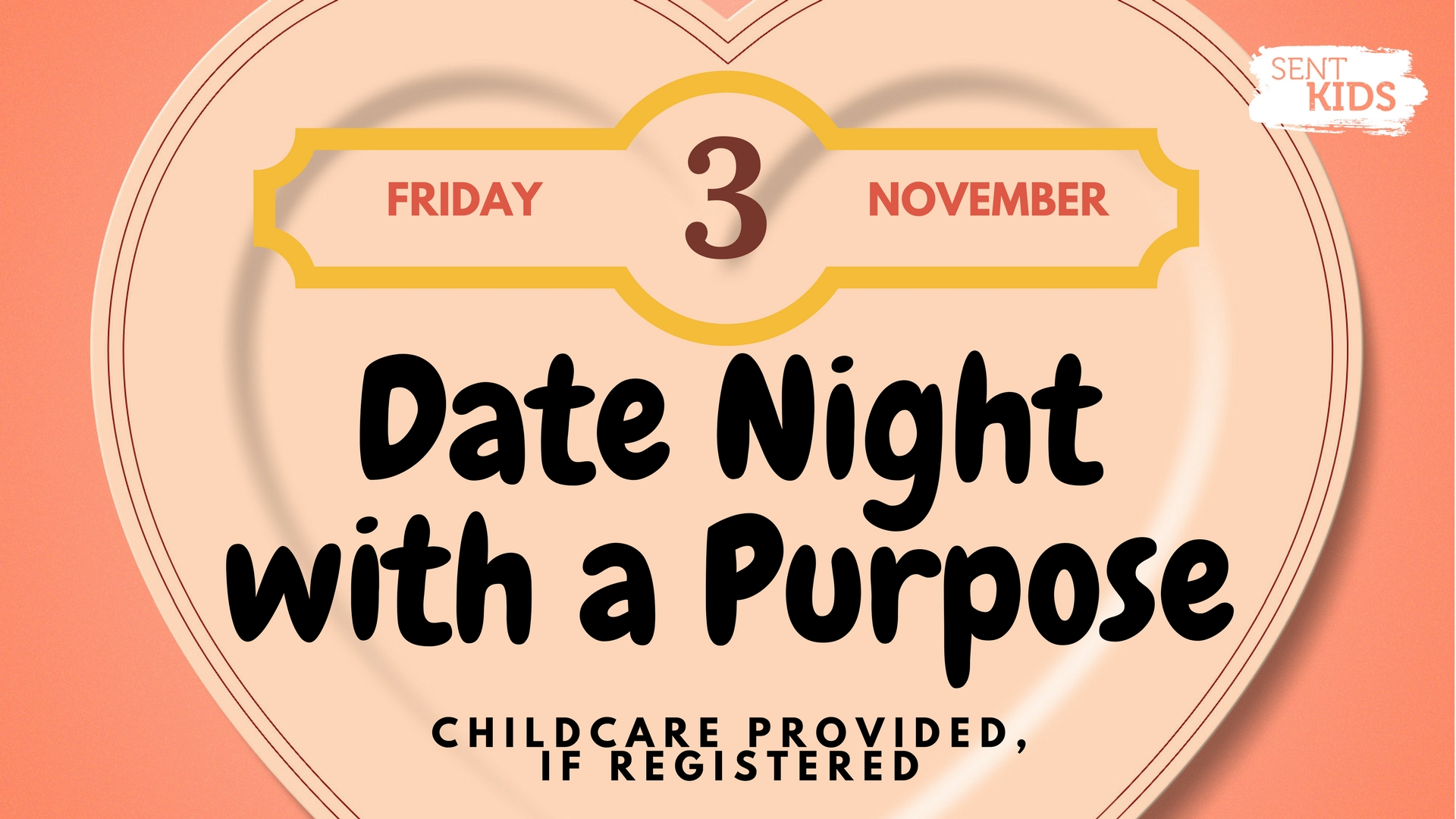 Date night with a purpose