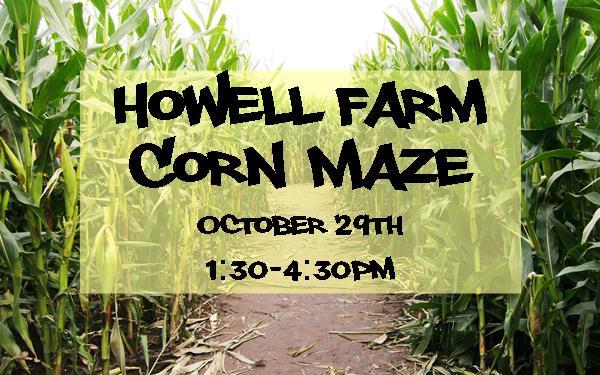 Corn maze 2017