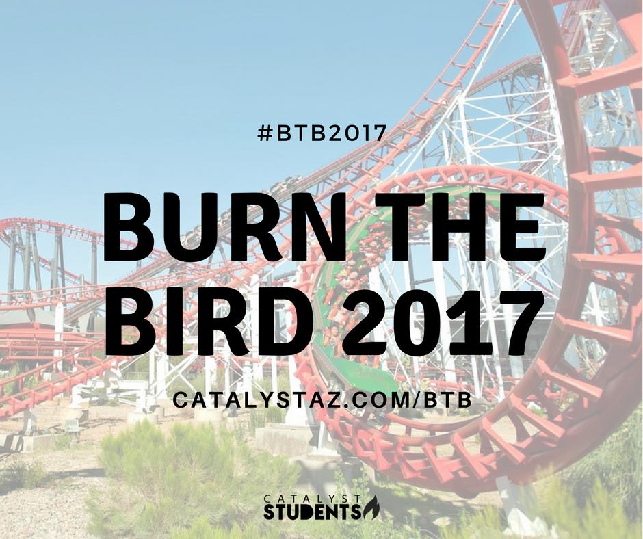 Burn the bird 2017  1
