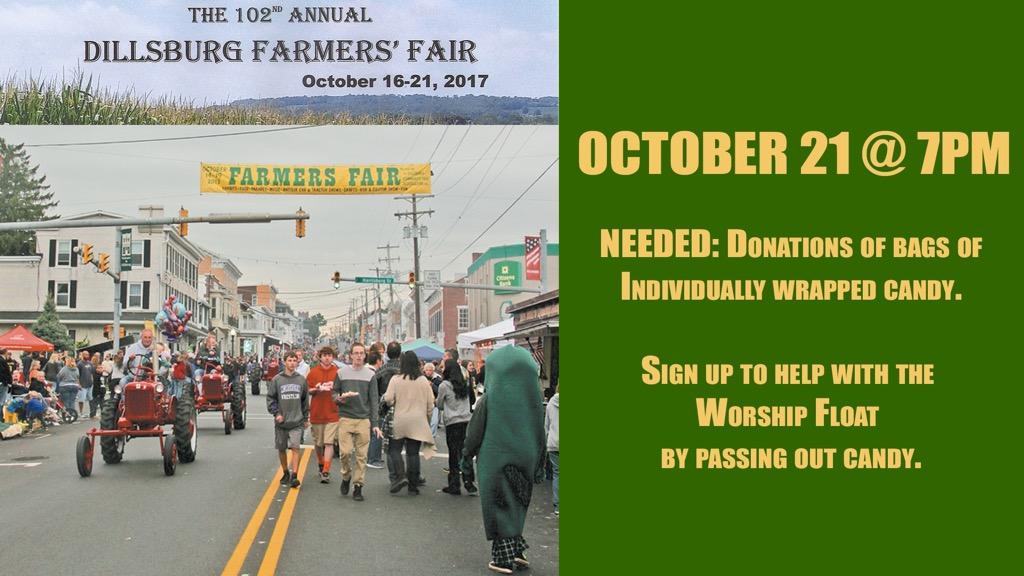 Farmer s fair