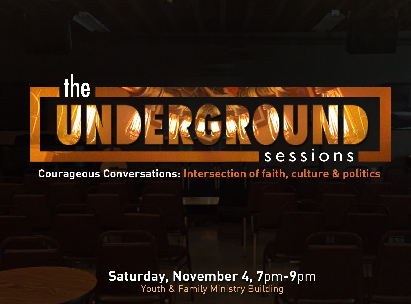 Underground sessions on dark november 2017 16 9