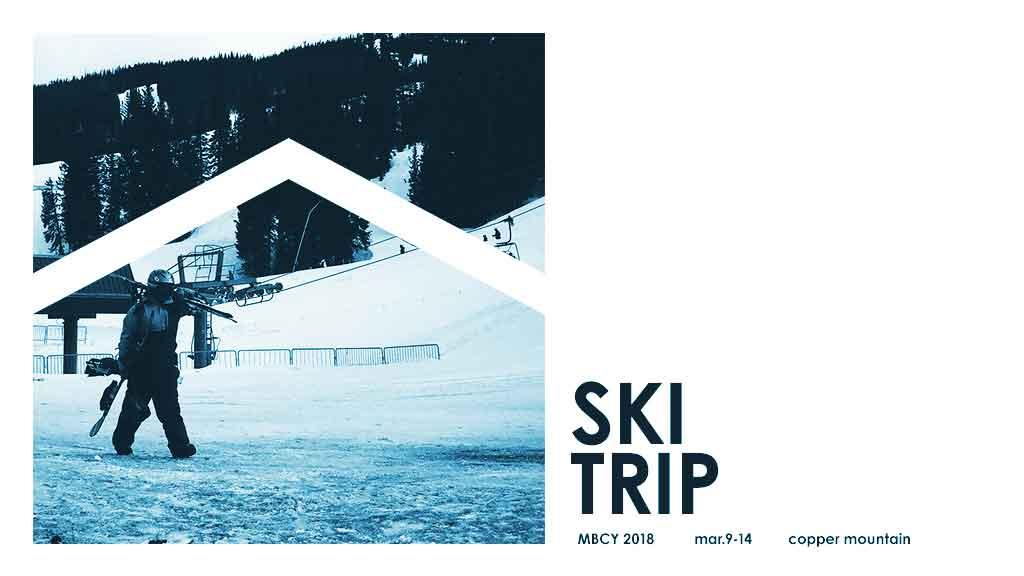 Ski trip slide