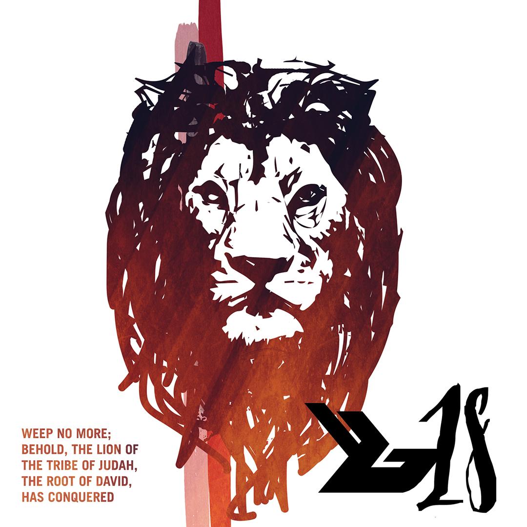 Lion logo for snowbird 2018