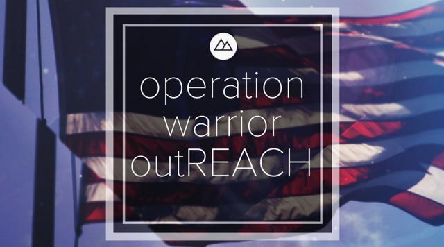 Operation warrior outreach