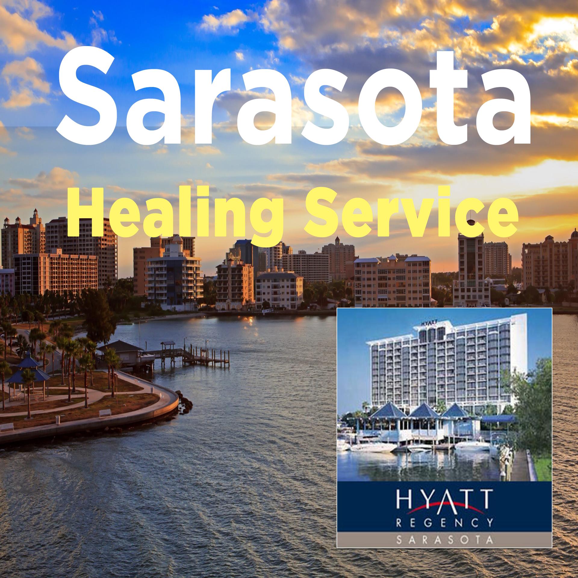 Sarasota healing service fb