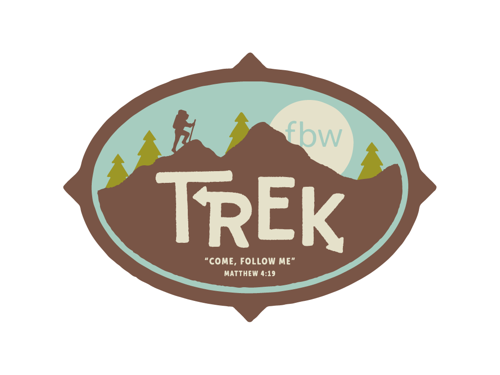 Trek badge trans background