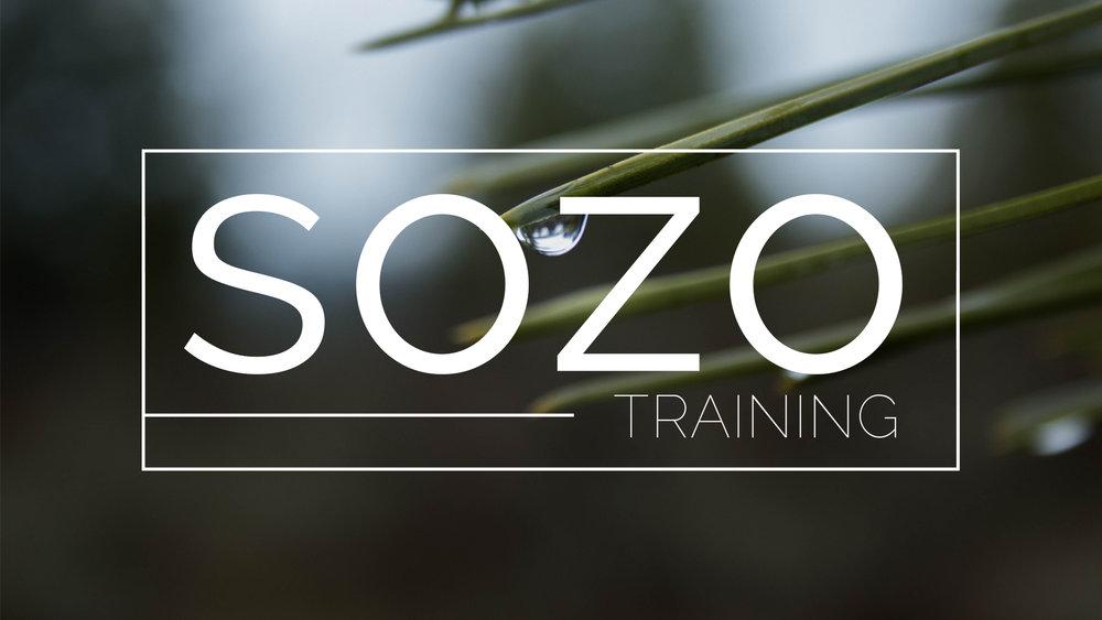 Sozo training