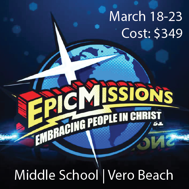 Epic missions 2018