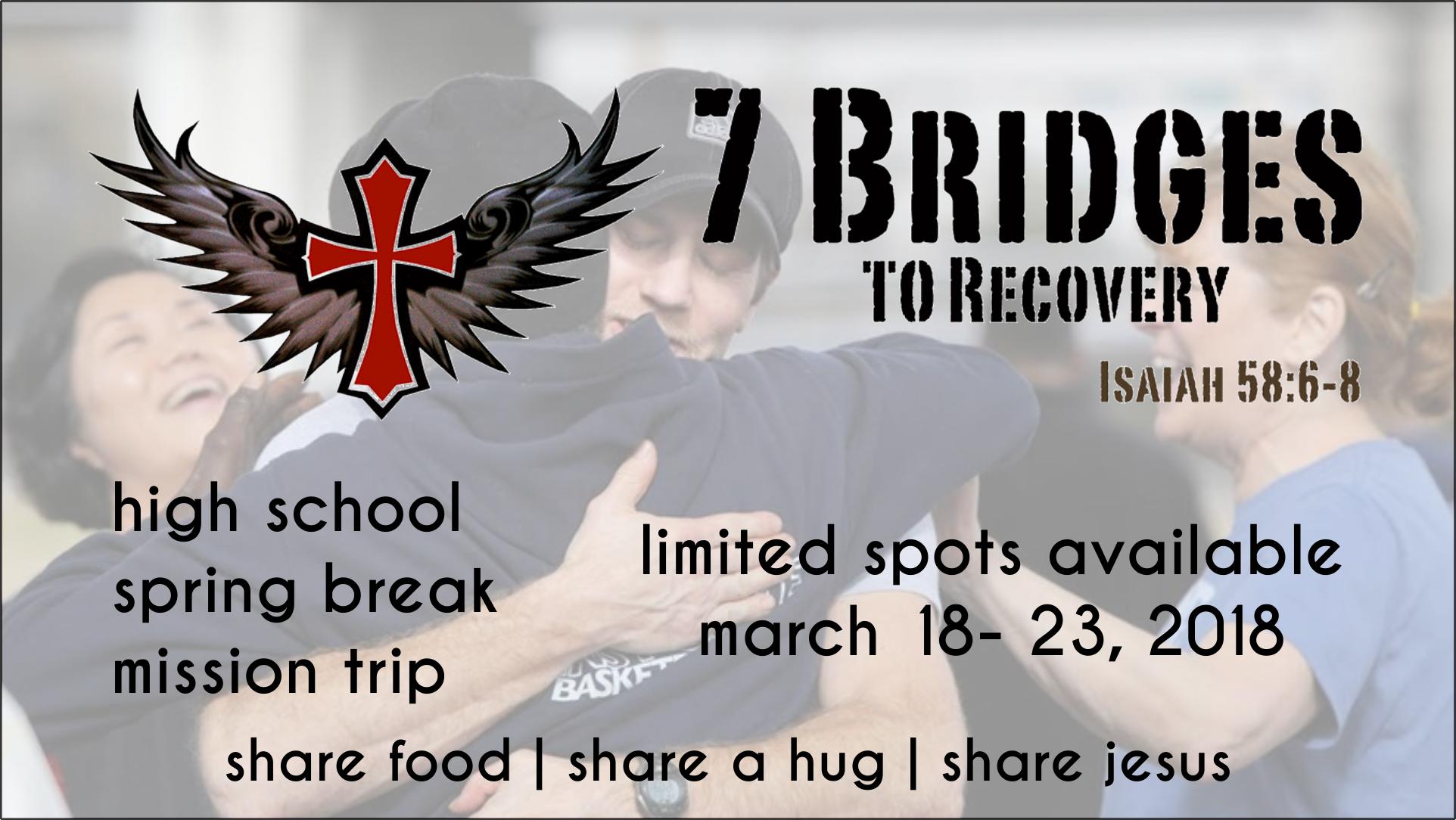 7 bridges mission trip