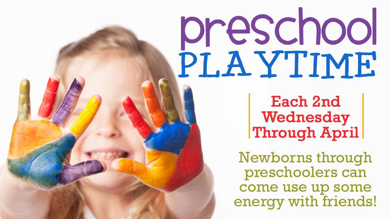 Preschool playtime pco