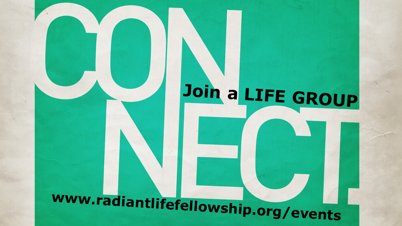 Join a life group this fall