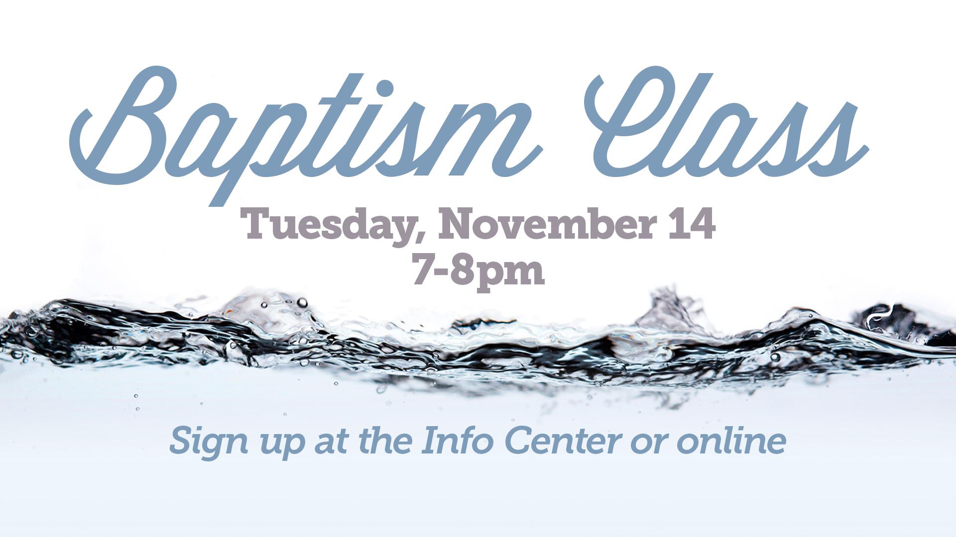Gnb baptismclass111417