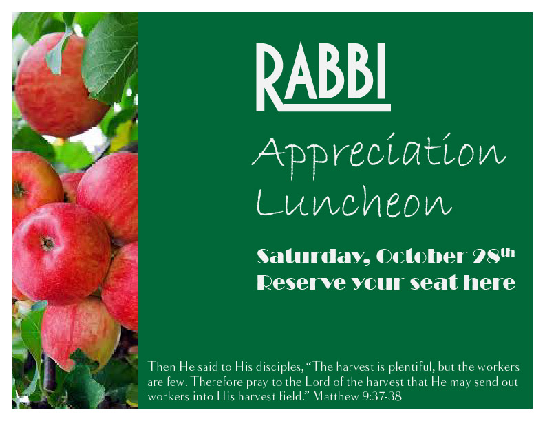 Rabbiappreciationluncheon registration 2017 01