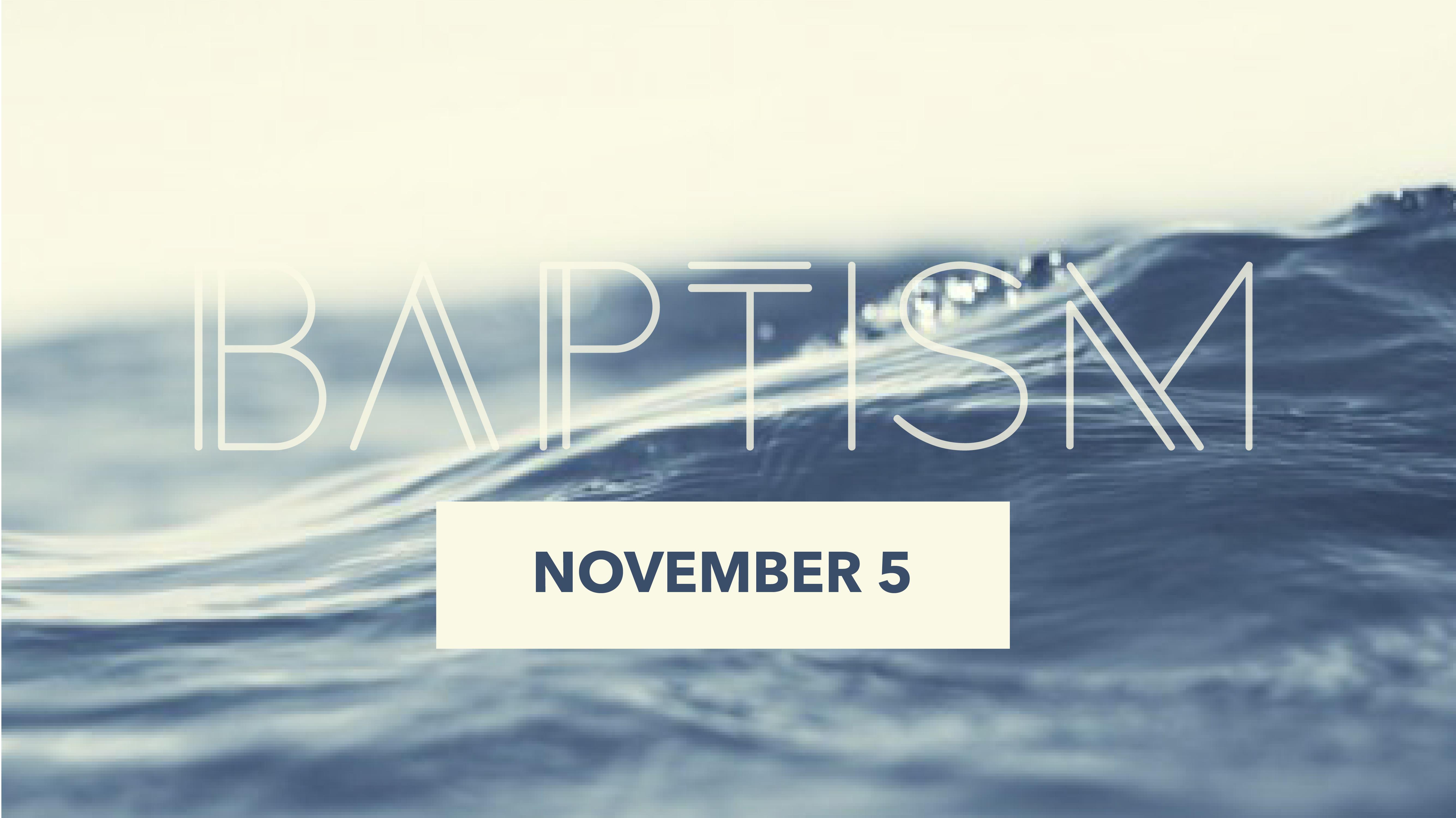 Baptism web ticker
