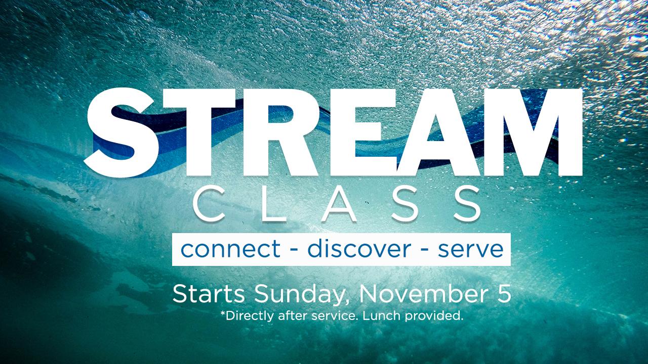 Stream class