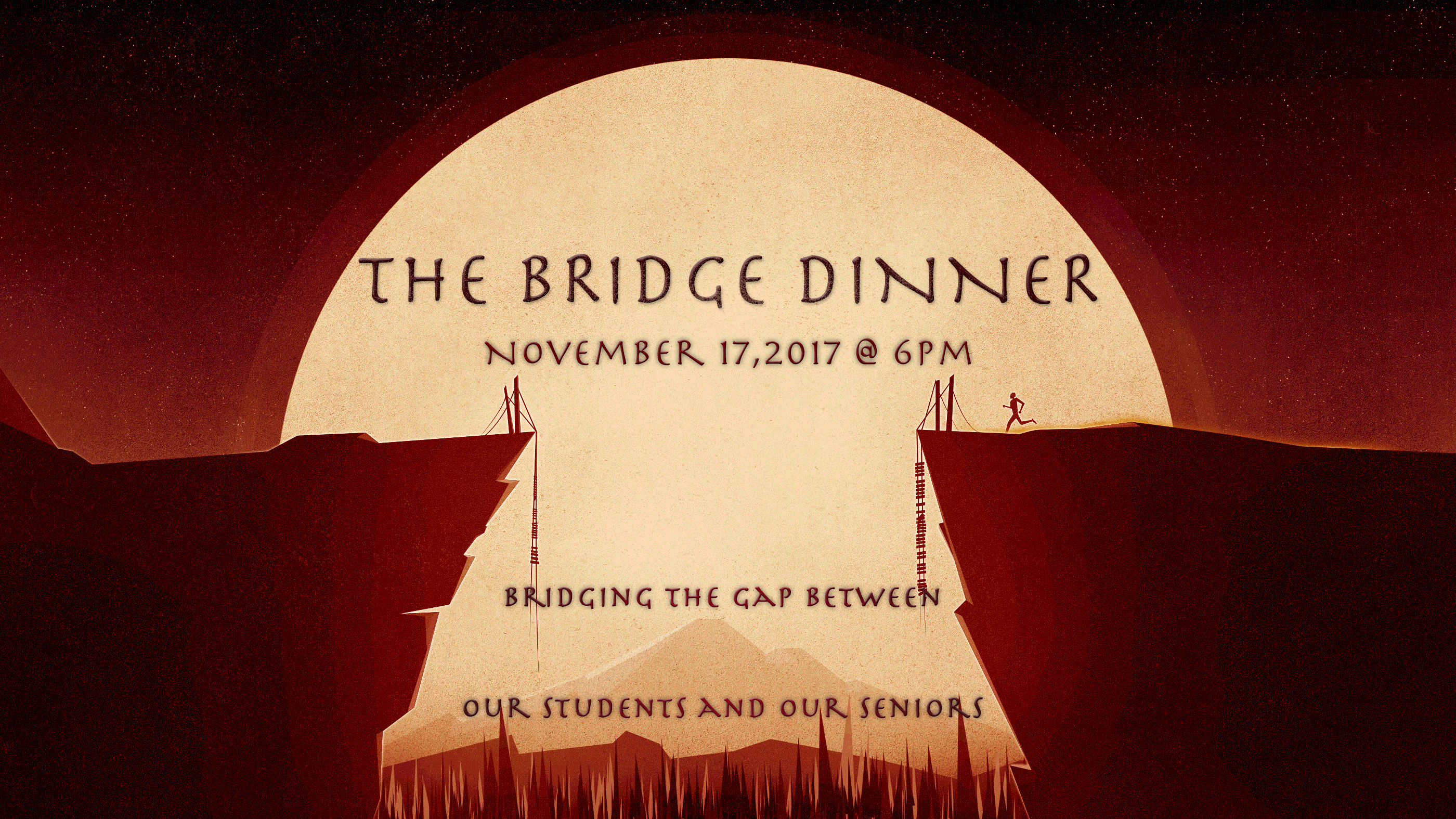 The bridge dinner