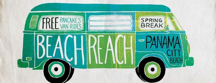 Beach reach