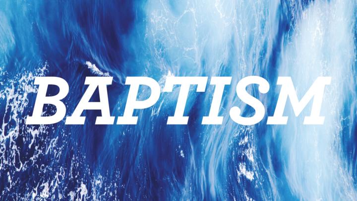 I'd like to get Baptized!  logo image