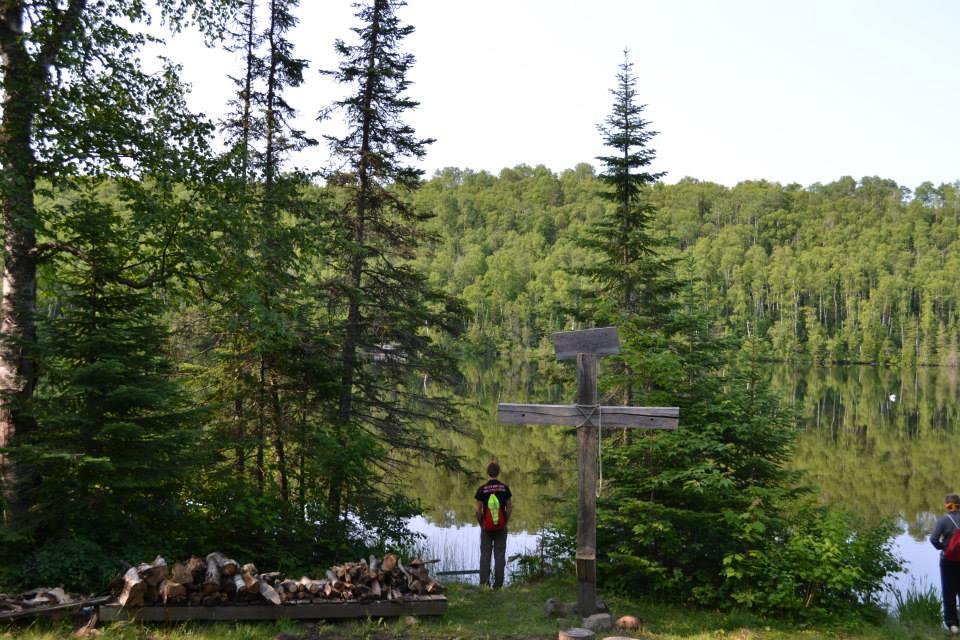 Mink camp