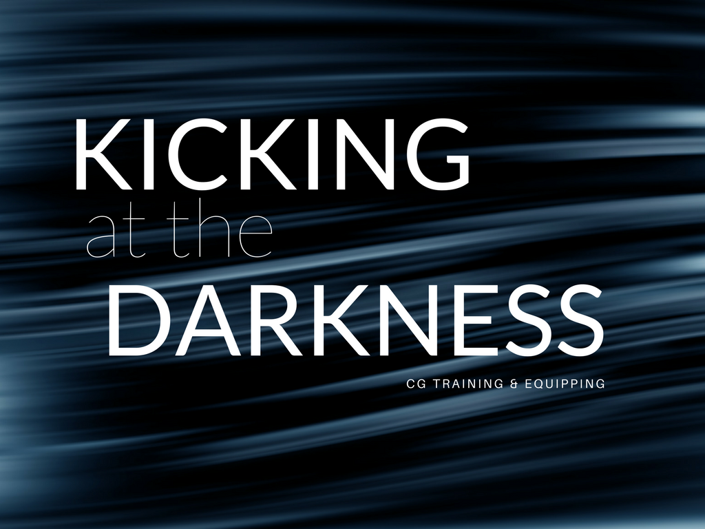 Kicking at the darkness pc
