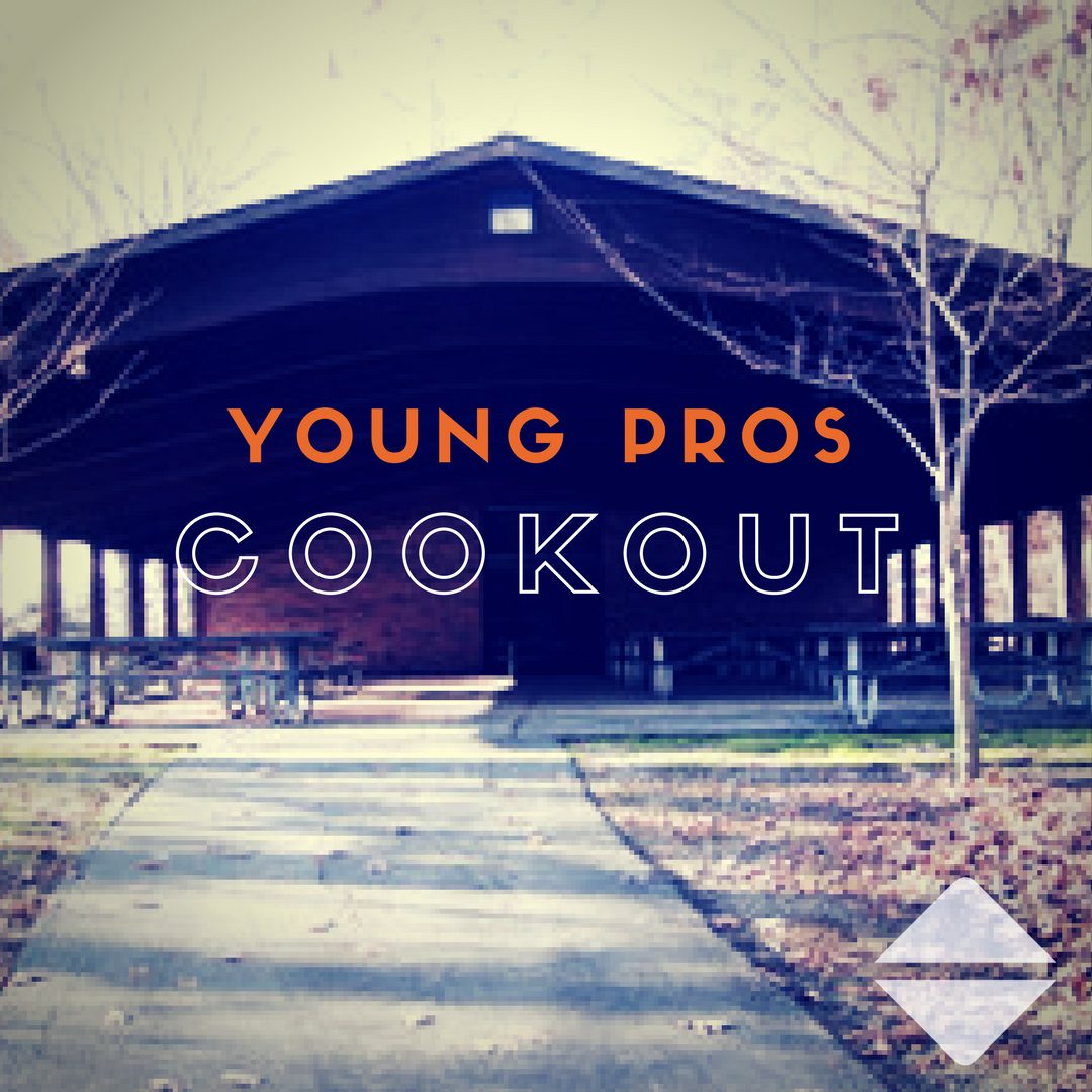 Young pros cookout  2