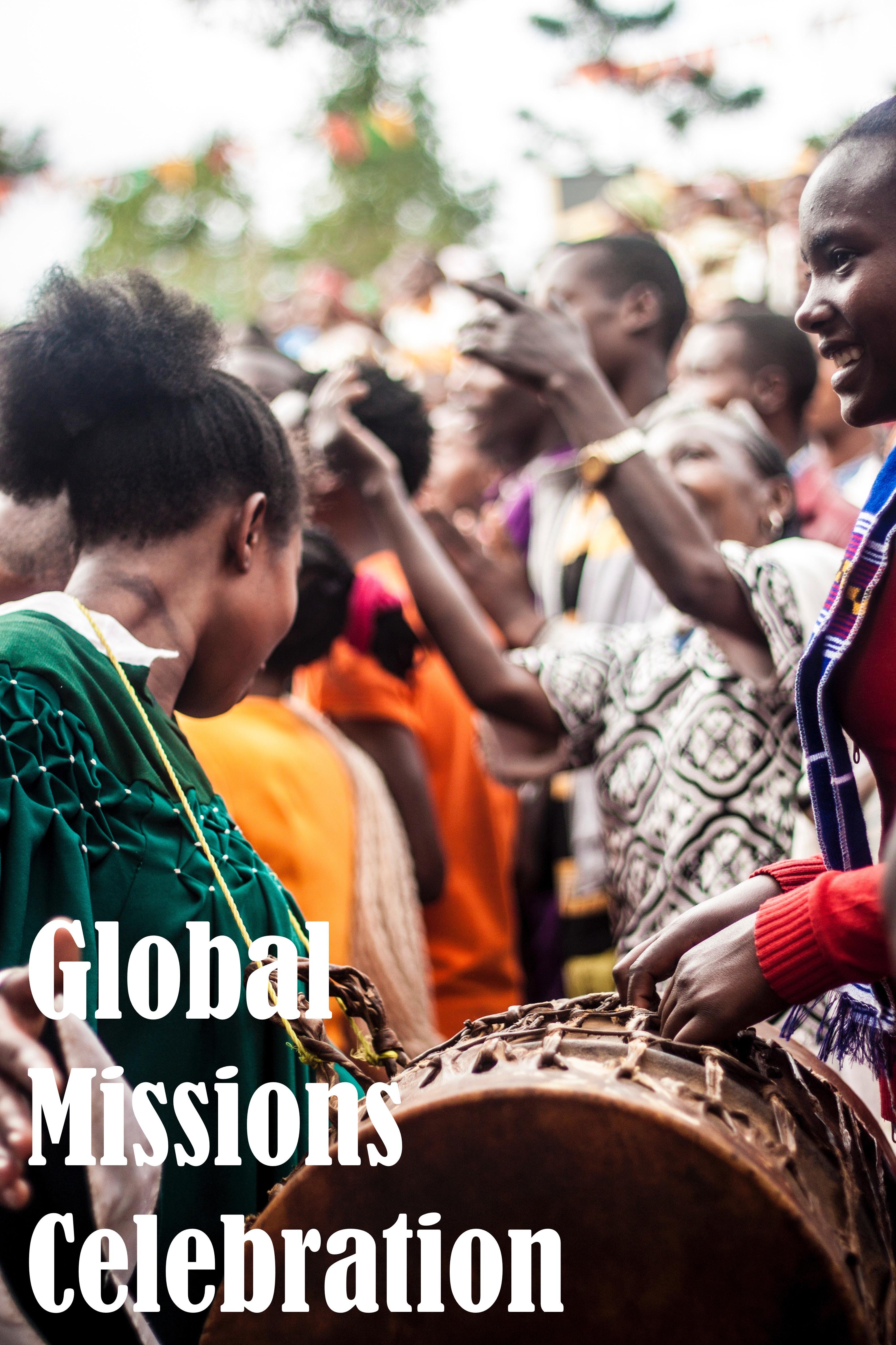 Global missions celebration