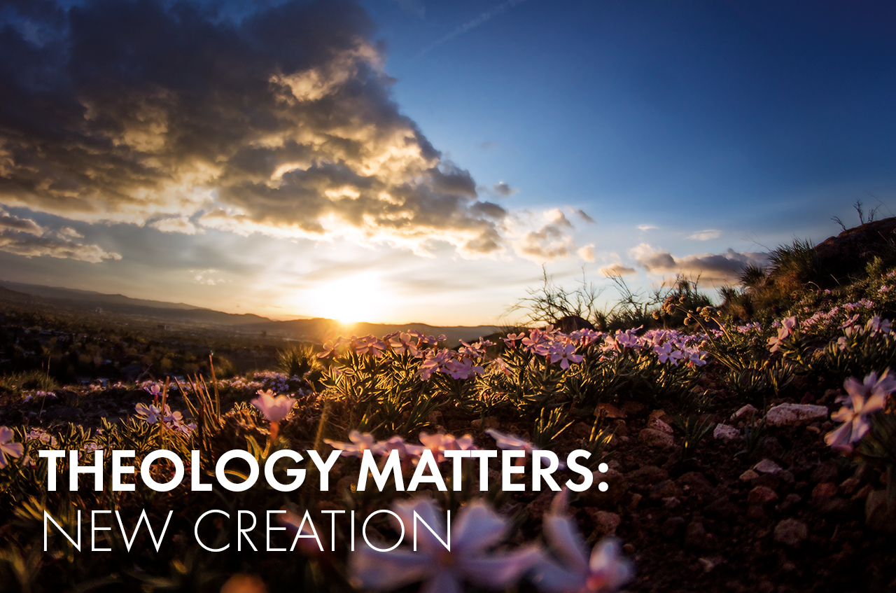 Theology matters planning centre 2018