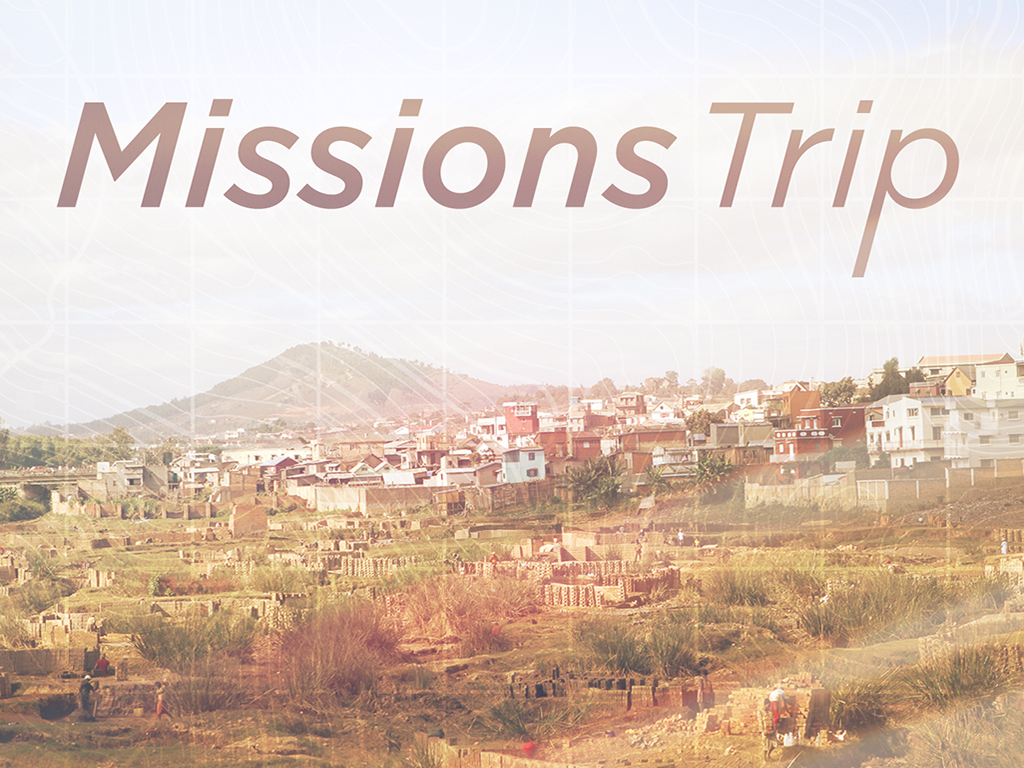 Missions trip title slide 1024x768