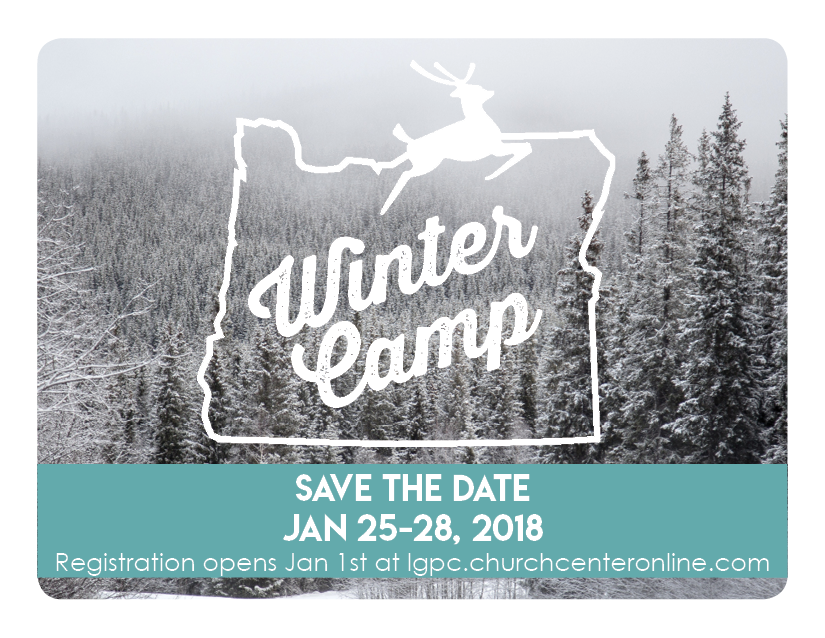 2018 high school winter retreat save the date card 1up
