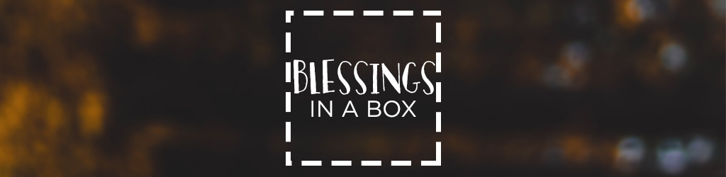2017 blessings in a box registration