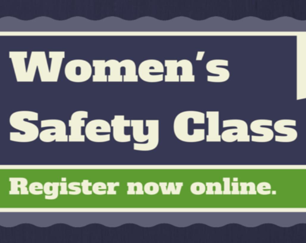 Women s safety class 2