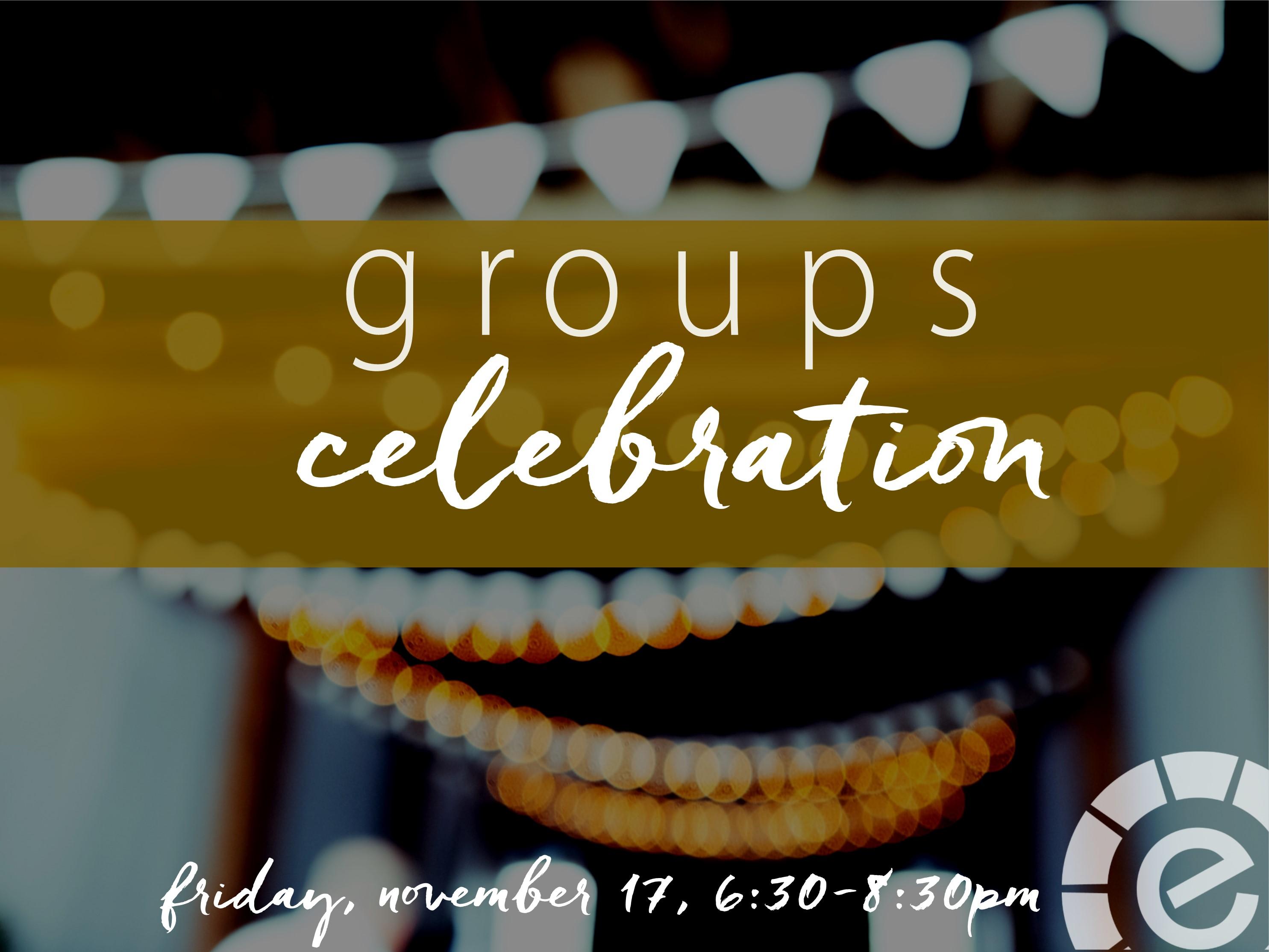 Groups celebration